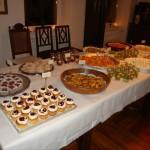Fingerfood - Buffet süß und salzig