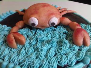 Krebs-Torte