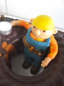Bob the Builder i Marzipan