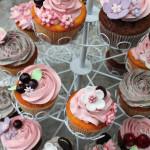 Hochzeitscupcakes