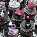 Cupcakes zum Junggesellinnenabschied