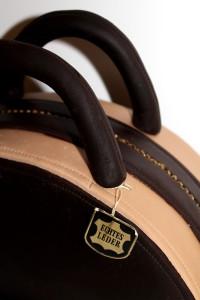 Eßbare Lederhandtasche zum Geburtstag