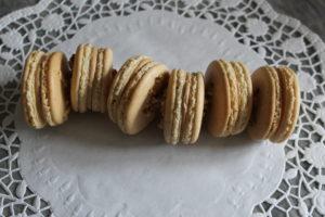 Macarons Hazelnut