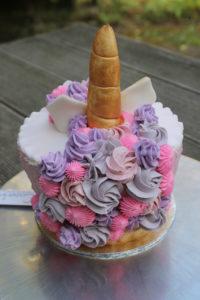 Unicorn XXL Cupcake
